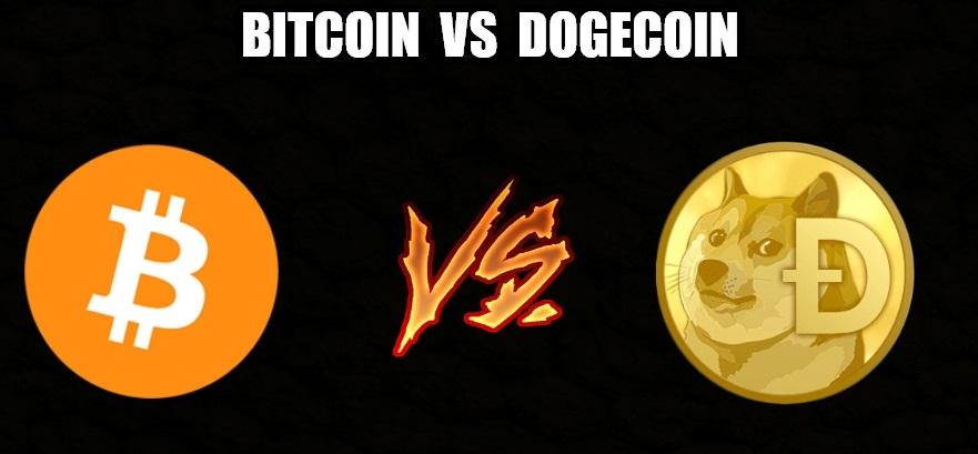 Bitcoin or Dogecoin